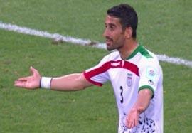 ایران ۲-۰ بحرین