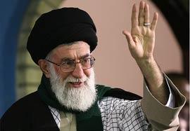 دیدار رهبر انقلاب اسلامی با قهرمانان آسیایی