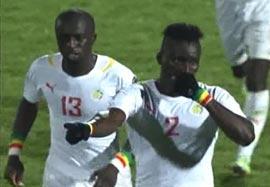 آفریقای جنوبی ۱-۱ سنگال