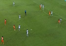 ساحل عاج ۱-۱ مالی