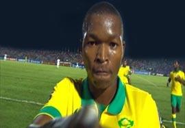 آفریقای جنوبی ۱-۲ غنا
