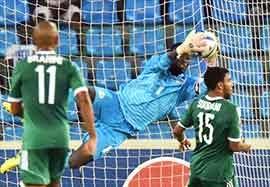 سنگال ۰-۲ الجزایر