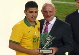 لونگو با ارزشترین بازیکن جام ملت های آسیا ۲۰۱۵