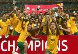 حواشی فینال جام ملتهای آسیا ۲۰۱۵ + جشن قهرمانی