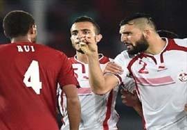 تونس ۱-۲ گینه