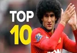 ۱۰ بازیکن گران خریداری شده منچستر یونایتد