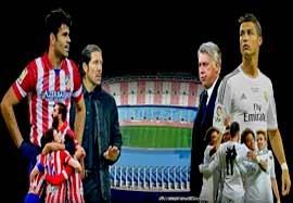 اتلتیکو مادرید – رئال مادرید از نگاهی دیگر