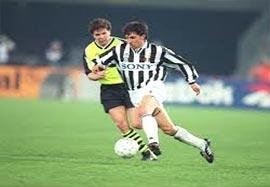 دورتموند-یوونتوس؛ لیگ قهرمانان اروپا فصل ۱۹۹۶-۱۹۹۵