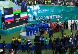 عملکرد تیم ملی در جام جهانی کشتی فرنگی