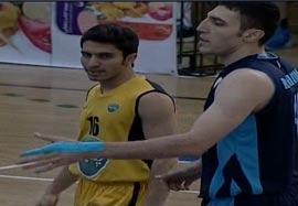 پمینا اصفهان ۸۲-۸۷ دانشگاه آزاد