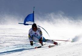 مدال طلای ایران در اسکی آسیا