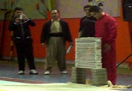 حرکت زیبای نمایشی در ووشو