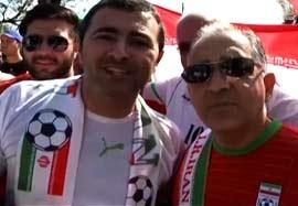 حال و هوای بازی ایران-آرژانتین