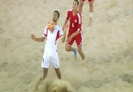 لبنان ۳-۸ ایران