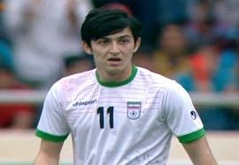 ایران ۶-۰ افغانستان