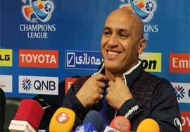گفتگو با منصوریان درباره پیروزی مقتدرانه مقابل الشباب