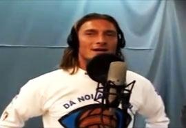 سرود تیم ملی ایتالیا با همخوانی ستارگان ایتالیایی