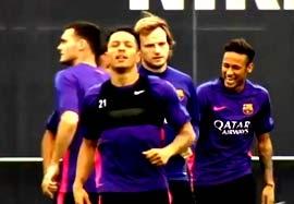 آمادگی بارسلونا برای بازی با کوردوبا