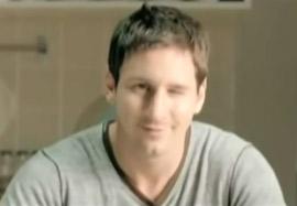 کلیپ طنز تبلیغاتی با حضور مسی و رونالدو