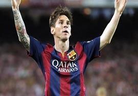 تصاویر زیبا از بازی بیلبائو-بارسلونا
