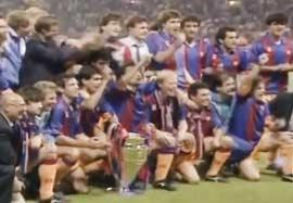 بارسلونا مقابل تیم های ایتالیایی در فینال اروپا
