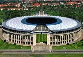 ورزشگاه زیبای برلین آماده میزبانی فینال لیگ قهرمانان اروپا
