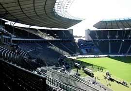 آمادگی شهر برلین برای میزبانی فینال لیگ قهرمانان اروپا