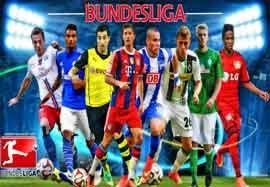 بهترین بازیکنان بوندسلیگا در فصل ۲۰۱۵-۲۰۱۴
