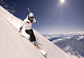 مستند ورزشی در جستجوی برف