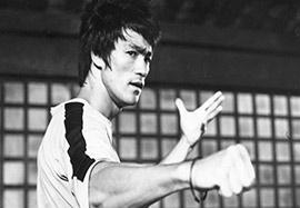 حرکات حیرت آور بروس لی با نانچیکو