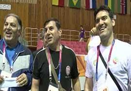 درخشش دانشجویان ایران در مسابقات جهانی