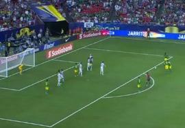 امریکا ۱-۲ جامائیکا