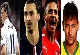 دریبلهای دیوانه وار سلاطین فوتبال (بخش سوم)