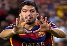 بارسلونا ۲-۱ بایرلورکوزن