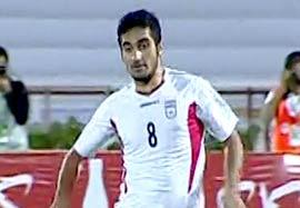 ایران ۳-۰ اردن