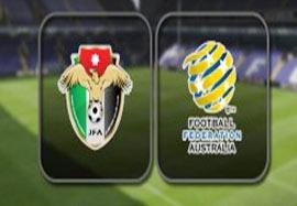 اردن ۲-۰ استرالیا (گلهای بازی)