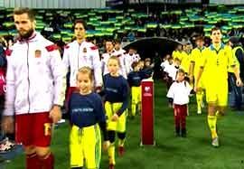 حواشی بازی های دیروز مقدماتی یورو ۲۰۱۶