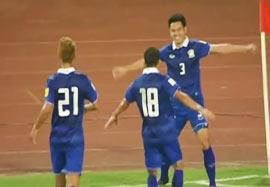تیکی تاکا فوق العاده در بازی تایلند