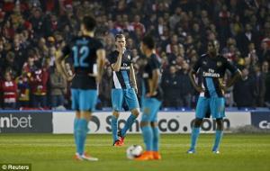 شکست سنگین آرسنال در جام اتحادیه