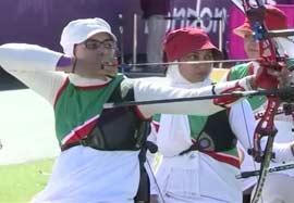 کسب سهمیه المپیک توسط نعمتی برای اولین بار