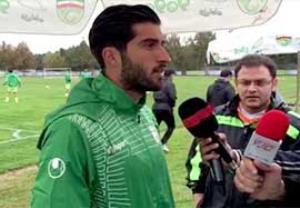 مصاحبه با انصاری فرد و ترابی قبل از بازی با ترکمنستان (اختصاصی ورزش3)