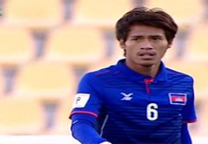 افغانستان 3-0 کامبوج