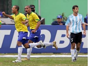 دیدار آرژانتین-برزیل مثل یک جنگ است