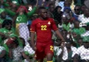 کوموروس 0-0 غنا