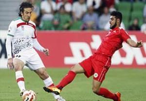 سریعترین کارت قرمزهای دنیای فوتبال (خطای خشن بر روی تیموریان)