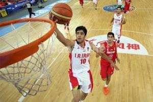 رویاهای گارد 25 ساله ایرانی در بسکتبال آلمان