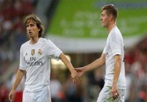 مودریچ و کروس بهترین زوج خط میانی رئال مادرید