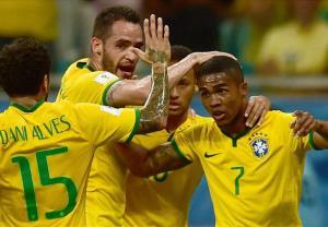 پیروزی خانگی برزیل مقابل پرو