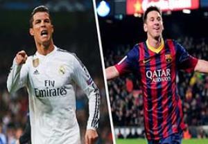 لیست بازیکنان رئال مادرید و بارسلونا برای الکلاسیکو
