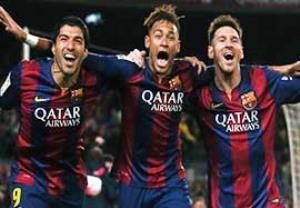 8 بازیکن بارسلونا در تیم منتخب یوفا